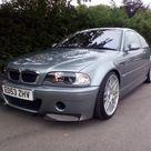 2003 BMW M3 CSL motorsport Manual