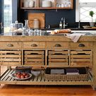 Country Kitchen Island