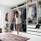 Home Story Ikea pax Kleiderschrank #zeigwasduliebst