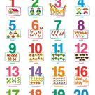 2 Fragenbär-Lernposter: Mein erstes ABC der Tiere + Zahlen und Mengen von 1 bis 20, L 70 x 100 cm: abwischbar, matt folienbeschichtet, gerollt (Lerne mehr mit Fragenbär)