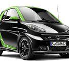 Brabus Smart ForTwo Electric Drive Cabrio '2012–pr.
