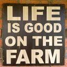 Farm Decorations