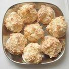 Schnelle Kokosmakronen | Mamas Rezepte - mit Bild und Kalorienangaben
