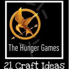 Hunger Games Crafts