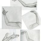 Life Drawing: Arms by RadiantBliss on DeviantArt