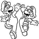 Super Mario en Luigi