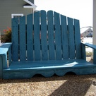 Pallet Porch Swings