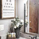 Bathroom ideas !!
