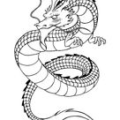Dragon Coloring Pages for Adults - Best Coloring Pages For Kids