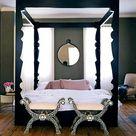 Dark Brown Bedrooms