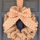 Baby Shower Wreaths