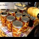 ~Canning Apple Pie Filling With Linda's Pantry~