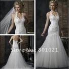 Halter Wedding Gowns