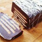 Rezept: Kalter Hund / Kalte Schnauze / Schokokuchen mit Butterkekse selber machen