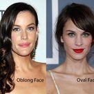 Oblong Face Shape Best hairstyles for women oblong shape haircut