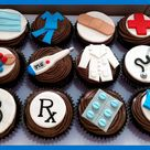 Doctor's Stuff Cupcakes