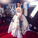 Award Show Nhlanhla Nciza at Abryanz Style & Fashion Awards 2017