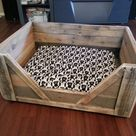 Pallet Dog Beds