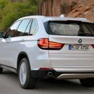 For 2014, BMW X5 sends turbo twist to the rear wheels