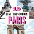 Top 10 Paris Must-See Attractions - Especially for First-Timers!