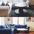 Custom Dyed Slipcovers for IKEA EKTORP - 2 colors!