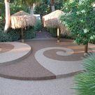 Steinteppich verlegen: Einsatzmöglichkeiten für außen