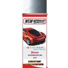 Bmw X3 Gletscher Blue 280 Car Aerosol Spray Paint Rattle Can   Single Basecoat Aerosol Spray 400ML