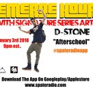 The Emerge Hour With Signature Series Arts & Spate Media Episode 6