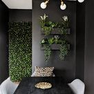 23 Gorgeous Plant Wall Ideas For Small and Big Spaces