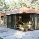 Bergman-Werntoft House von Johan Sundberg Arkitektur   Einfamilienhäuser