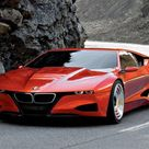 This week's Throwback Thursday selection pays tribute to the original M1 and shows what could be possible if BMW were to produce a new mid engined sports car. Behold, the 2008 BMW M1 Homage Concept.