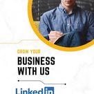 I will create a linkedin page