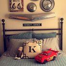 Vintage Car Theme Boys Room I Designed For My Son Themermaidmommy
