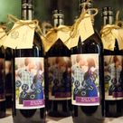 Wine Bottle Wedding