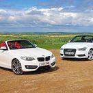 BMW 2 Series Convertible vs. Audi A3 Cabriolet