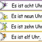 German for Kids - Worksheets