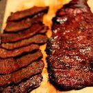 Marinated Beef