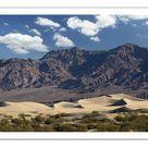 16 inch Photo. Mesquite Flat Sand Dunes at sunsrise, Death