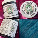 SALE Purdy Hair Dye - Medusa - Vegan Cruelty Free Hair Dye - 4 Oz Glass Jar