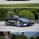 Exclusive BMW 8 Series Concept Quick Drive