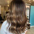 18 Light Brown Hair with Highlights Ideas For Brunettes