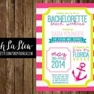 Beach Bachelorette Parties