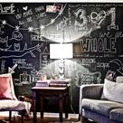 Chalkboard Paint Walls