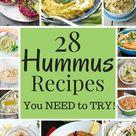Recipe For Hummus