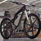 designing the AUDI e bike worthersee