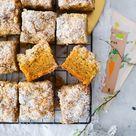 Streusel Carrot Cake Back Rezept