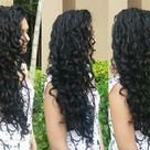 5 ways I Get My Curls to Form Fat Chunky Clumps - CurlsandBeautyDiary