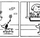 October 1950 comic strips