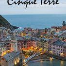 Cinque Terre in Ligurien entdecken - smilesfromabroad