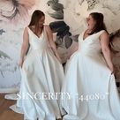 Size Inclusive Wedding Dresses at Charlotte's Weddings